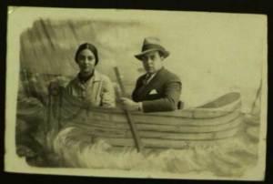 Rosa y Miguel Covarrubias (photographer unknown)