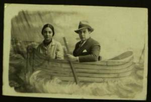 Rosa y Miguel Covarrubias (photographer unknown)
