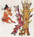 Tamoanchan, Codex Borgia